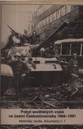Odsun sovětských vojsk z Československa 1989-1991