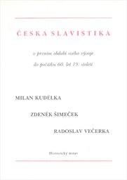 Česká slavistika                         ([Díl] 1)