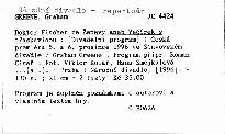 Doktor Fischer ze Ženevy aneb Večírek s třaskavinou