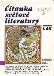 Čítanka světové literatury                         (Díl 1)