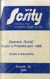 """Operace """"Dunaj"""""""
