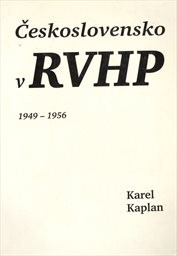 Československo v RVHP 1949-1956