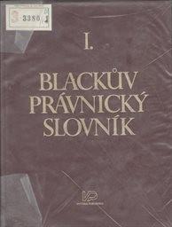 Blackův právnický slovník                         (2)