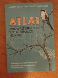 Atlas zimního rozšíření ptáků v České republice 1982-1985