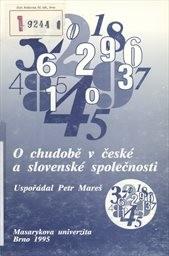 O chudobě v české a slovenské společnosti