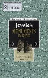 Jewish Monuments in Brno