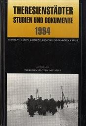 Theresienstädter Studien und Dokumente