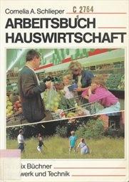 Arbeitsbuch; Hauswirtschaft