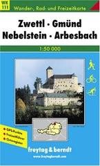Zwettl, Gmünd, Nebelstein, Arbesbach