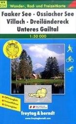 Faaker See; Villach; Unteres Gailtal