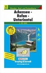 Achensee, Rofan, Unterinntal