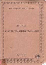 Úvod do pedagogické psychologie