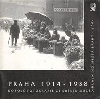 Praha 1914-1938
