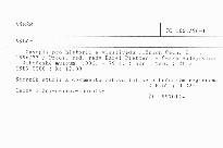 Výběr                         (Č. 1, 1996/33)