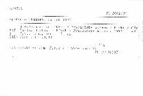 Zpráva o činnosti za rok 1994