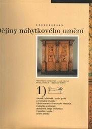 Dějiny nábytkového umění                         ([Díl] 1)