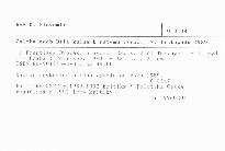 Žaloba aneb Bílá kniha k pátému výročí 17. listopadu 1989