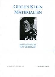 Gideon Klein - Materialien