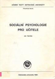 Sociální psychologie pro učitele