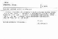 Logické základy umělé inteligence                         ([Díl] 1,)