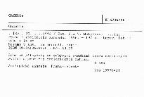 Gazella                         ([Sv.] 23, 1.1.1996)