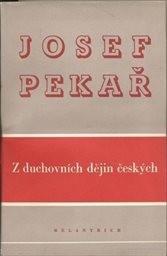 Z duchovních dějin českých