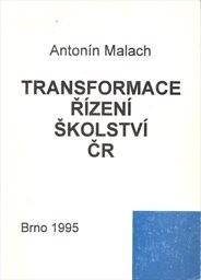 Transformace řízení školství ČR