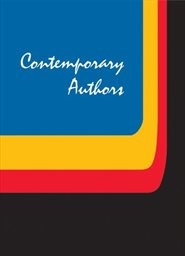 Contemporary Authors                         (Vol. 103)