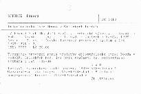 Dělostřelecká tvrz Bouda v Orlických horách