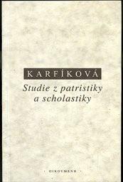 Studie z patristiky a scholastiky