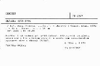 Okříšky 1371-1996