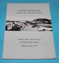 Augustin Sedláček a pomocné vědy historické