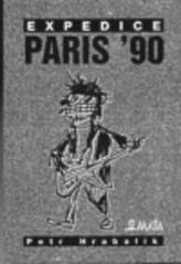 Expedice Paris '90 aneb Minicestopis o první návštěvě českých undergrounďáků v západním světě