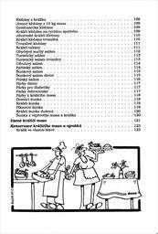 Kuchařka - Králík na 250 způsobů
