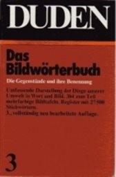 Der Duden in 10 Bänden                         (Bd. 3)