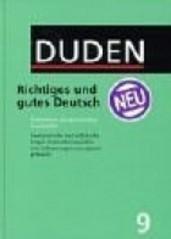 Der Duden in 10 Bänden                         (Bd. 9,)