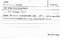 Svět 1982. Čísla, data, fakta.