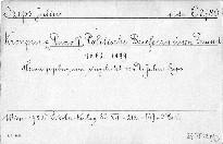 Politische Briefe an einen Freund 1882-1889.