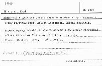 Rejstříky k vybraným spisům Marxe a Engelse