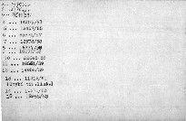 Léta persekuce                         ([Díl] 3,)