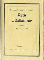 Rytíř z Ballantrae