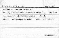 Cvičebnice německého jazyka. Díl III.
