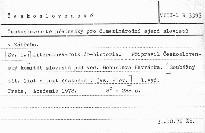 Československé přednášky pro VIII. mezinárodn