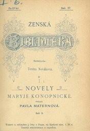 Novely Maryje Konopnické