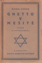 Ghetto v mešitě