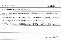 Die letzten Tage von Mauthausen