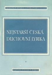 Nejstarší česká duchovní lyrika
