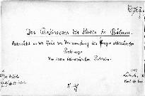 Das Parteiwesen der Slaven in Böhmen
