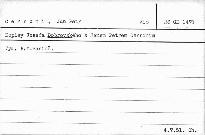 Dopisy Josefa Dobrovského s Janem Cerronim