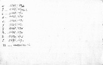 Heslový seznam věcný